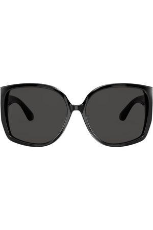 Burberry Eyewear Oversized frame sunglasses