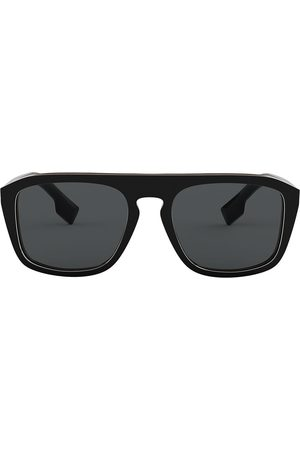 Burberry Eyewear Oversized square frame sunglasses