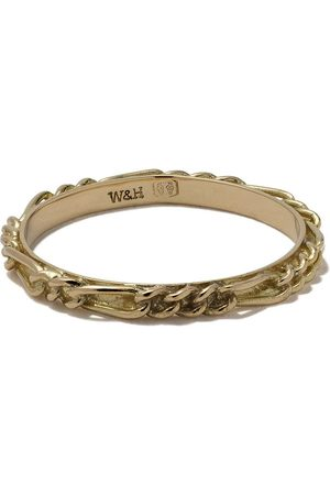 WOUTERS & HENDRIX 18kt Figaro Chain ring