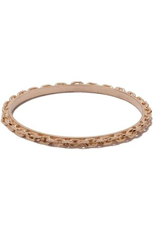 WOUTERS & HENDRIX 18kt rose gold Trace Chain ring