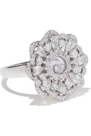 Chopard 18kt Happy Precious ring