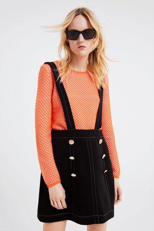 Zara Women Braces - Skirt with braces
