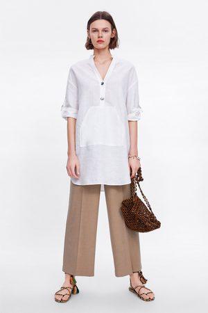 Zara Women Wallets - Pouch pocket tunic