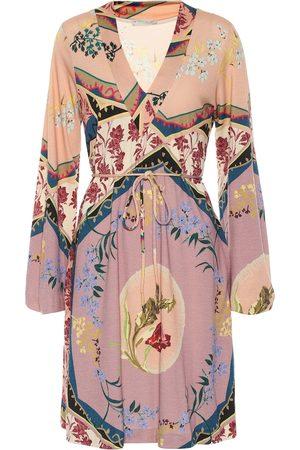 Etro Wool-jersey dress