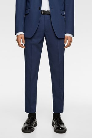 Zara Men Pants - Chintz comfort suit trousers