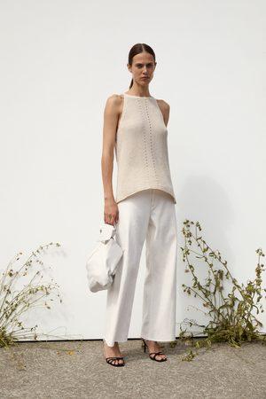 Zara Knit halter top