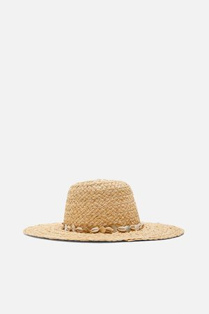 Zara Hat with shells