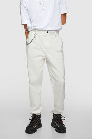 Zara 80s chino trousers