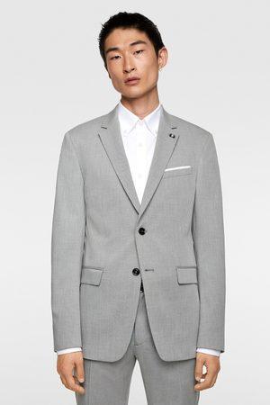 Zara Chintz comfort suit blazer