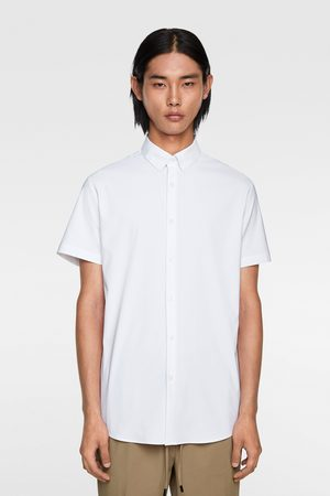 Zara Short sleeve traveller shirt