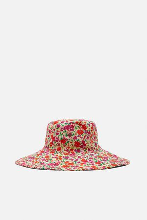 Zara Printed bucket hat