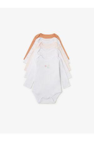 Zara 5-pack of printed bodysuits