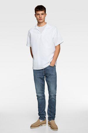 Zara Rustic polo shirt