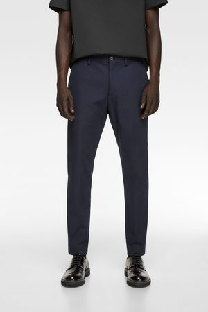 Zara 4-way traveller chino trousers