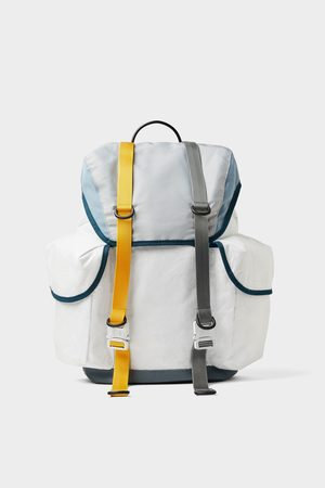 Zara Backpack with multiple pockets