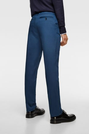 Zara Men Chinos - Slim chino trousers
