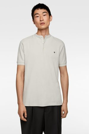 Zara Men Polo Shirts - Basic polo shirt