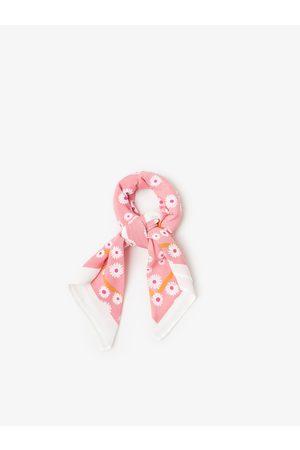 Zara Floral print scarf