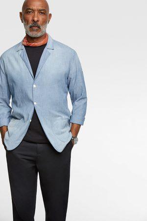 Zara Men Blazers - Worker blazer
