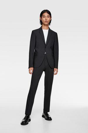 Zara Traveller suit blazer