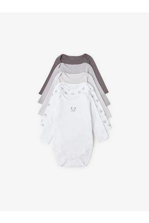 Zara Five pack of panda bodysuits
