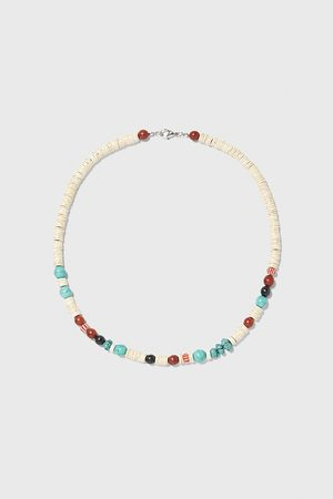 Zara Short beaded necklace