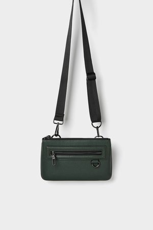 Zara Men Belts - Mini combinable belt bag in