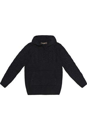 Loro Piana Girls Hoodies - Cashmere hoodie