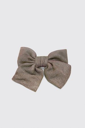 Zara Shiny headband with bow