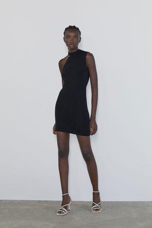 Zara Mini dress with cut out detail