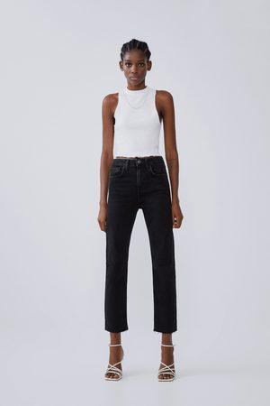 Zara Slim fit hi-rise jeans