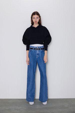 Zara Knit hoodie