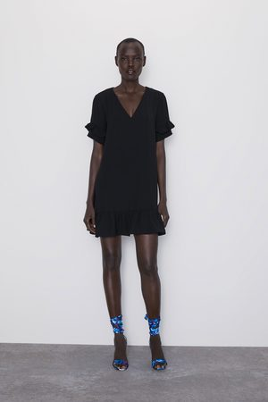 Zara Ruffled dress