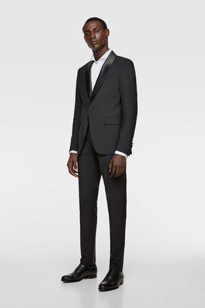 Zara Men Blazers - Tuxedo blazer