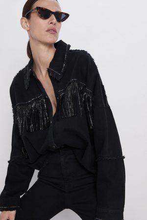 Zara Jacket with bejewelled fringe