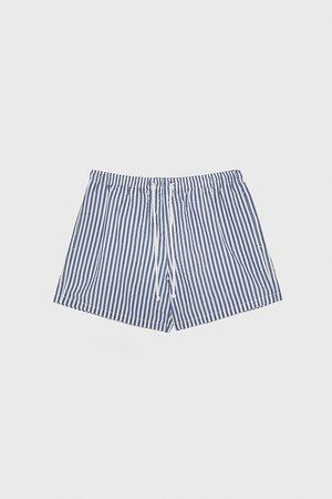 Zara Seersucker swimming trunks
