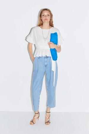 Zara Darted jeans