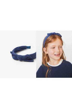 Zara Textured headband with bow