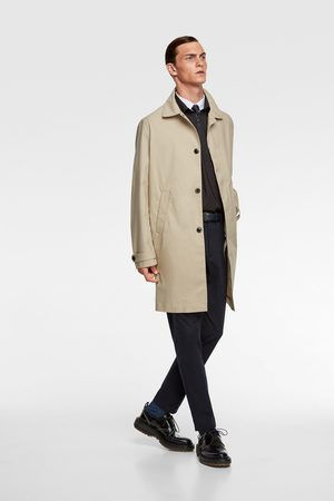 Zara Traveller trench coat