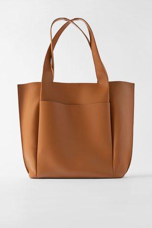 Zara Minimal tote bag