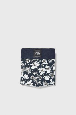 Zara Floral print boxers