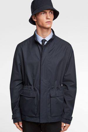 Zara Men Jackets - Water-repellent traveller jacket