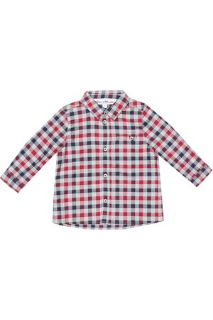 Tartine Et Chocolat Checked cotton shirt