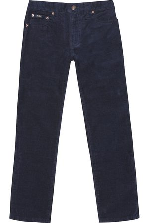 Ralph Lauren Stretch-cotton corduroy pants
