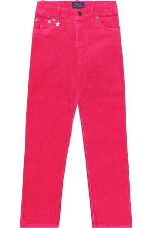 Ralph Lauren Stretch-corduroy pants