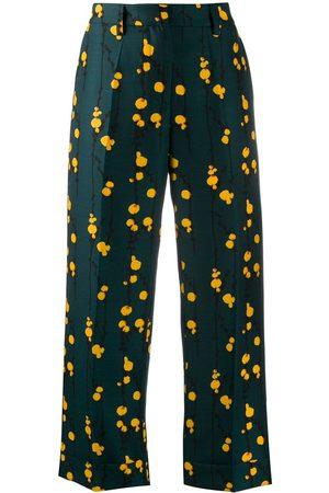 La DoubleJ Cropped trousers