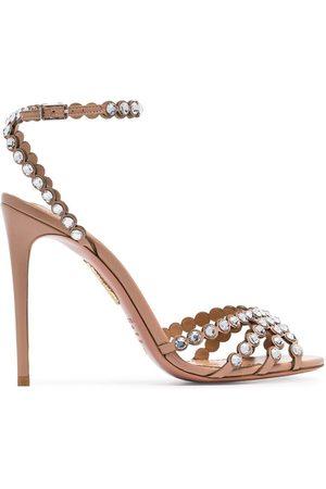 Aquazzura Tequila 105mm sandals