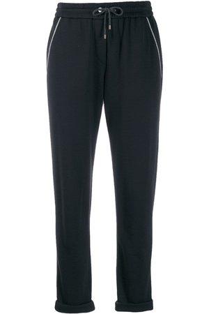 Brunello Cucinelli Jersey tapered swearpants