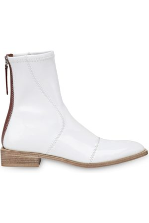 Fendi FFrame ankle boots