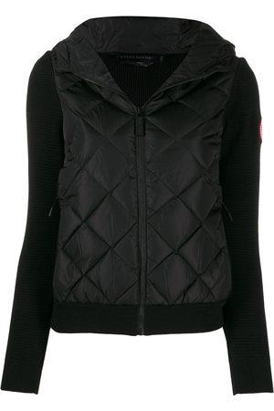 Canada Goose Ribbed panel jacket